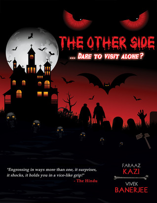 Cover of The Other Side by Faraaz Kazi
