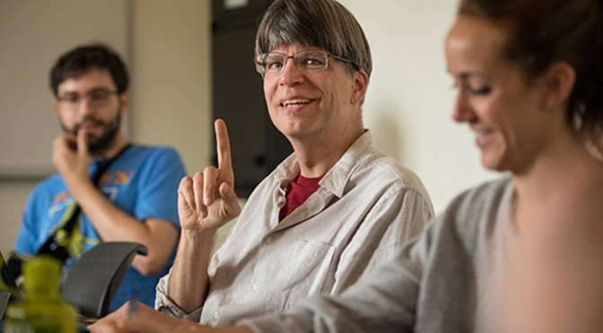 Photo of Richard Powers