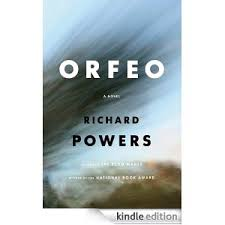 Cover photo of Orfeo by Richard Powers