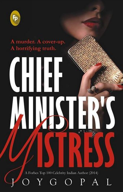 Cover of Chief Minister's Mistress